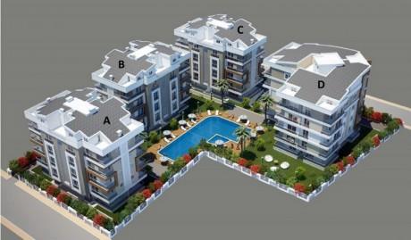 Продажа апартаментов в Анталии — Orion Residence (2+1 дуплекс)_I