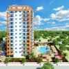 Apartments for sale in Alanya - Novita 2 Residence (1+1)_HH