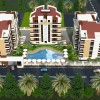 Apartments for sale in Antalya — Magnolia Residence (1+1)