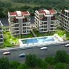 Продажа апартаментов в Анталии — Amber Homes (1+1)_I