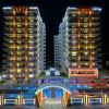 Yekta Towers (1+1) — Продажа апартаментов в Аланье