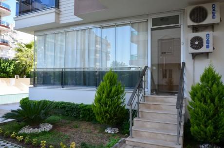 Lykia Residence (1+1) — Срочная продажа квартиры с мебелью в Анталии (Хурма)