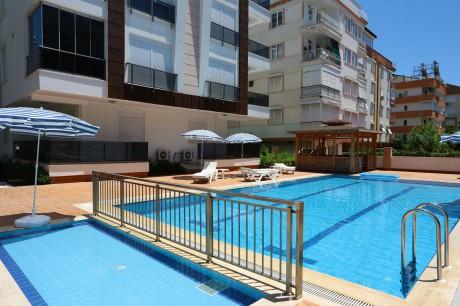Zumrut Residence (1+1) — Продажа апартаментов с мебелью в Анталии