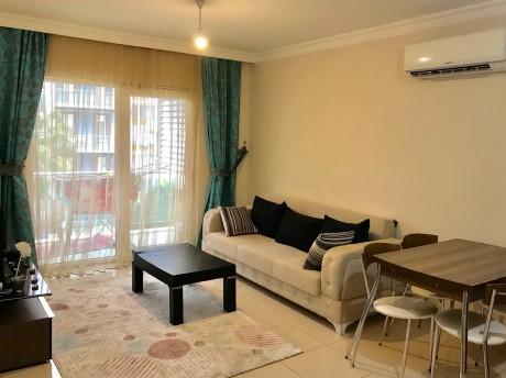 Atakons Residence Antalya (1+1) — квартира с мебелью в Анталии (Лиман)