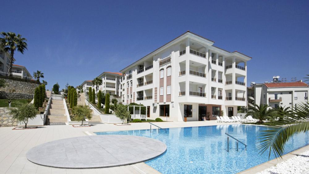 ПРОДАЖА апартаментов Spring Apartments 2+1 Илыджы Сиде Турция