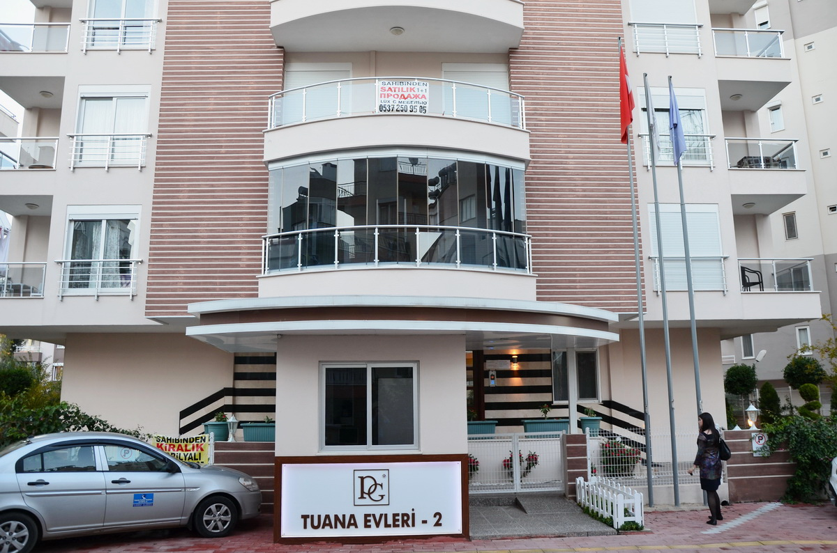 Комплекс Tuana Коньяалты Анталия Турция