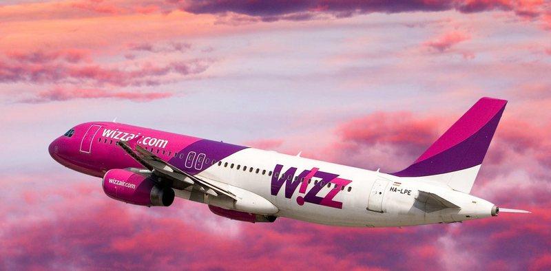 Авиакомпания Wizzair отменила рейсы в Анталию