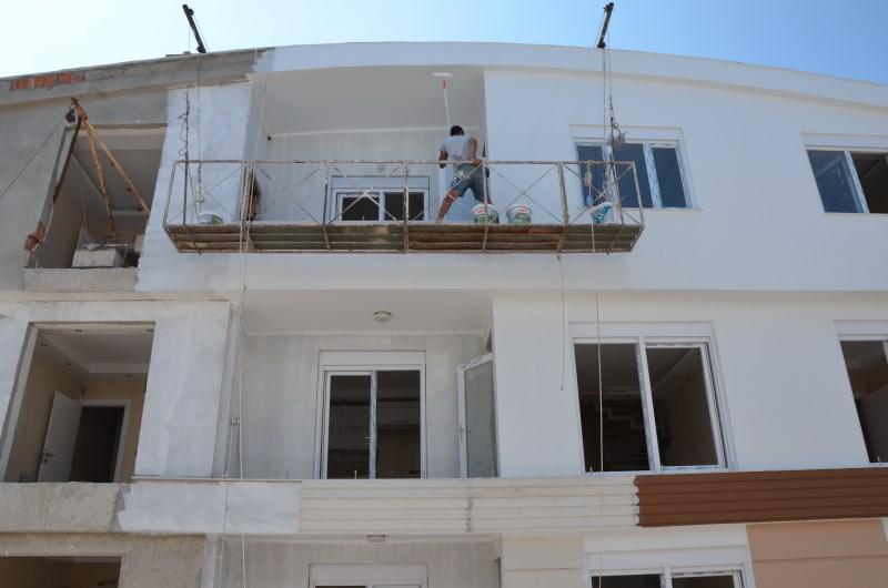 Строительство комплекса Jasmine Riva (Анталия, Турция) — фоторепортаж