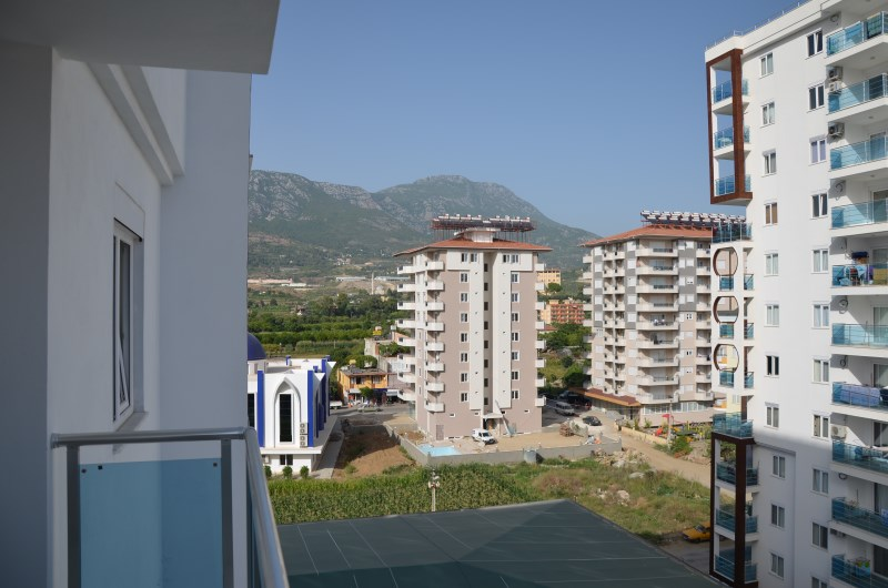 Комплекс Orange City 2 Махмутлар Аланья Турция