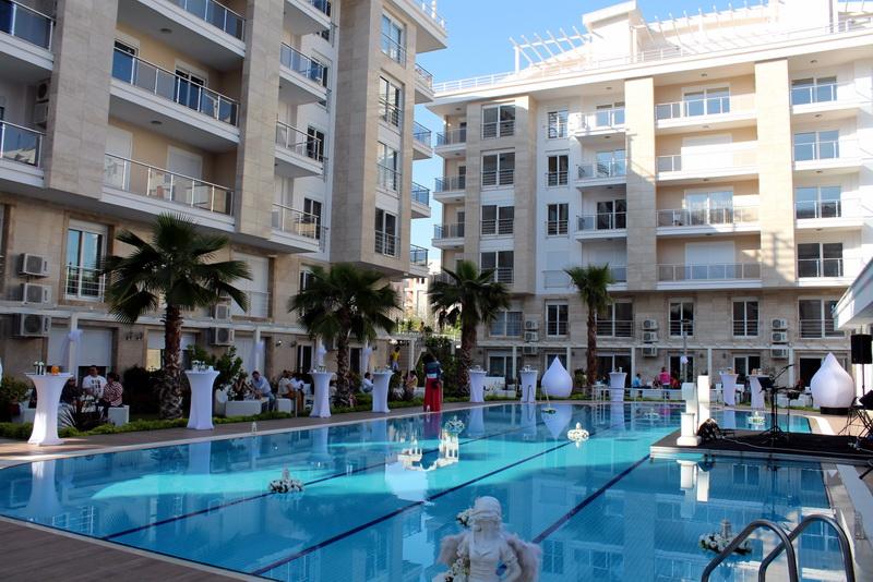 Акция на апартаменты в новом комплексе Kanyon Premium (Коньяалты, Анталия)