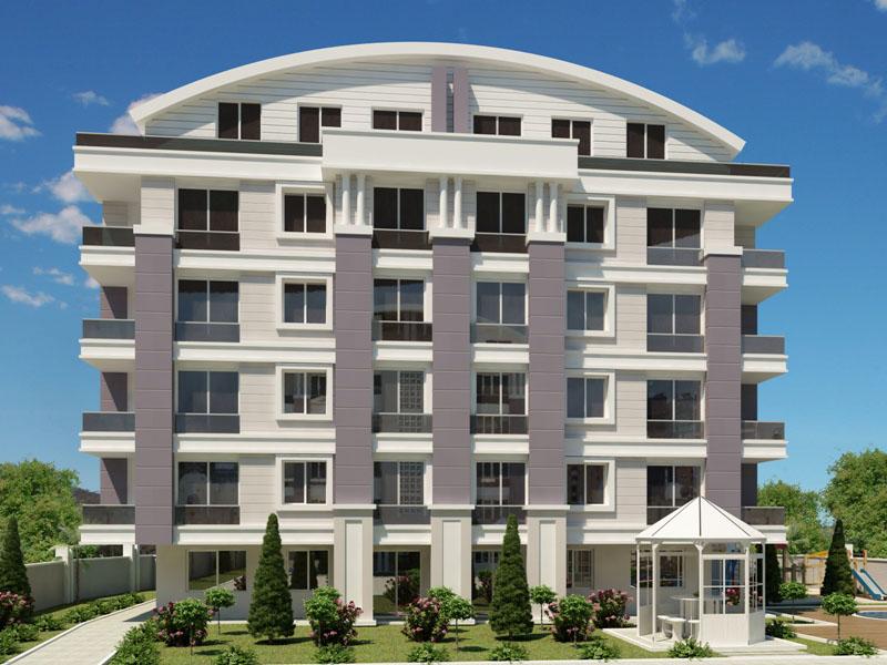 Prestige Park Residence 2 (Коньяалты, Анталия)
