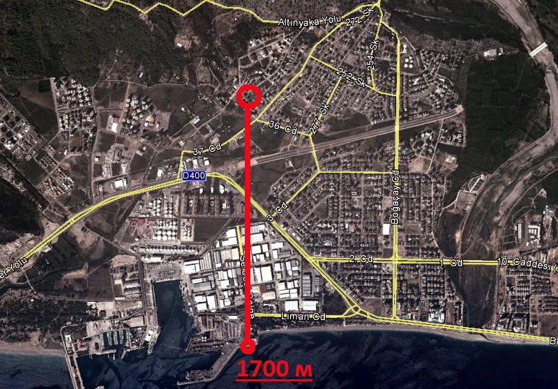 Комплекс Via Maris 1 (Виа Марис 1) Коньяалты Анталия Турция