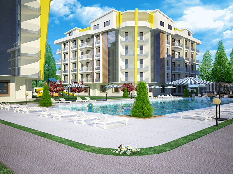 АКЦИЯ — цены на Bileydi Yasam Evleri снижены на 10%