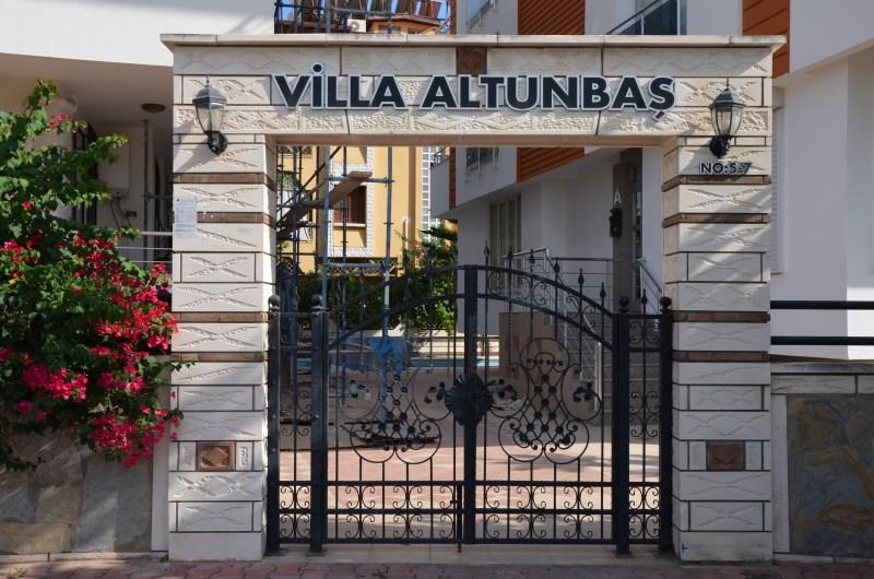 Villa Altunbas (Гюрсу, Анталия)