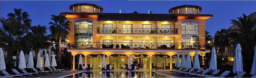 Бутик-отель Augusto Конаклы Аланья Турция