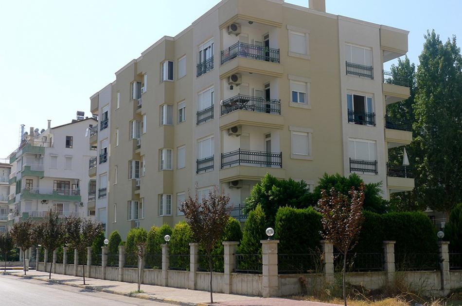 Aynur Bileydi Apartment (Коньяалты, Анталия)