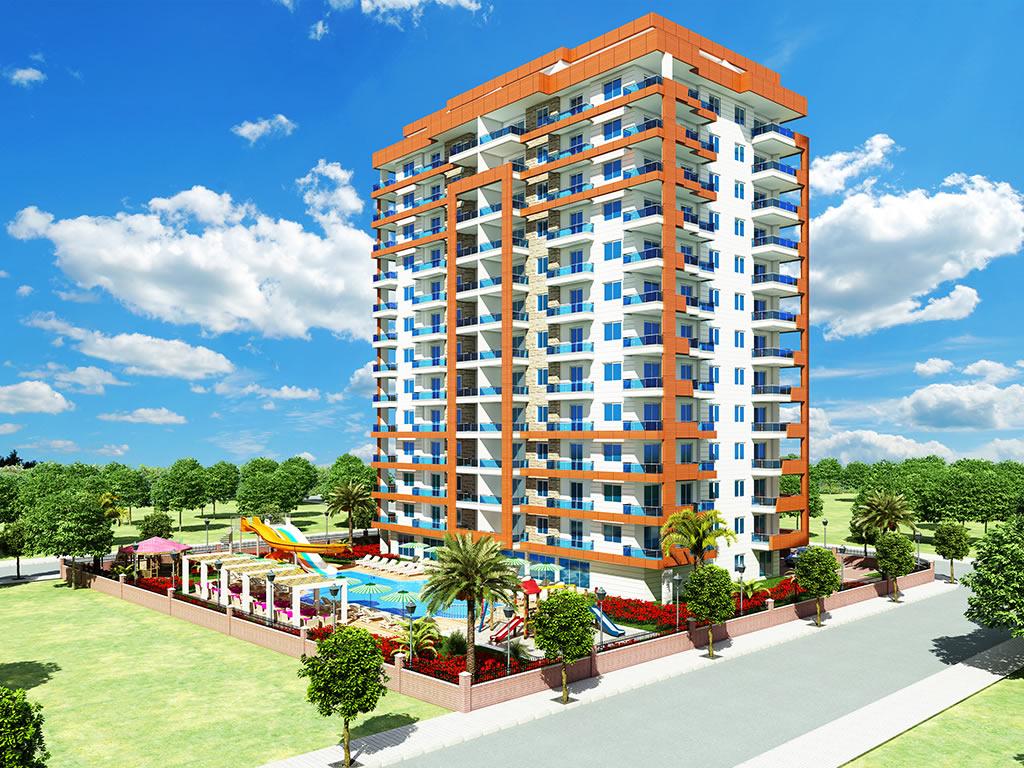 Продажа апартаментов в Аланье — Novita 2 Residence (2+1)_HH