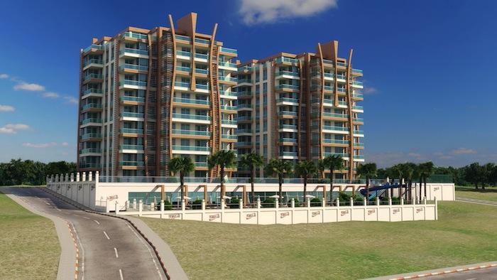 Продажа апартаментов в Аланье — Sun Palace Garden (2+1)_HH