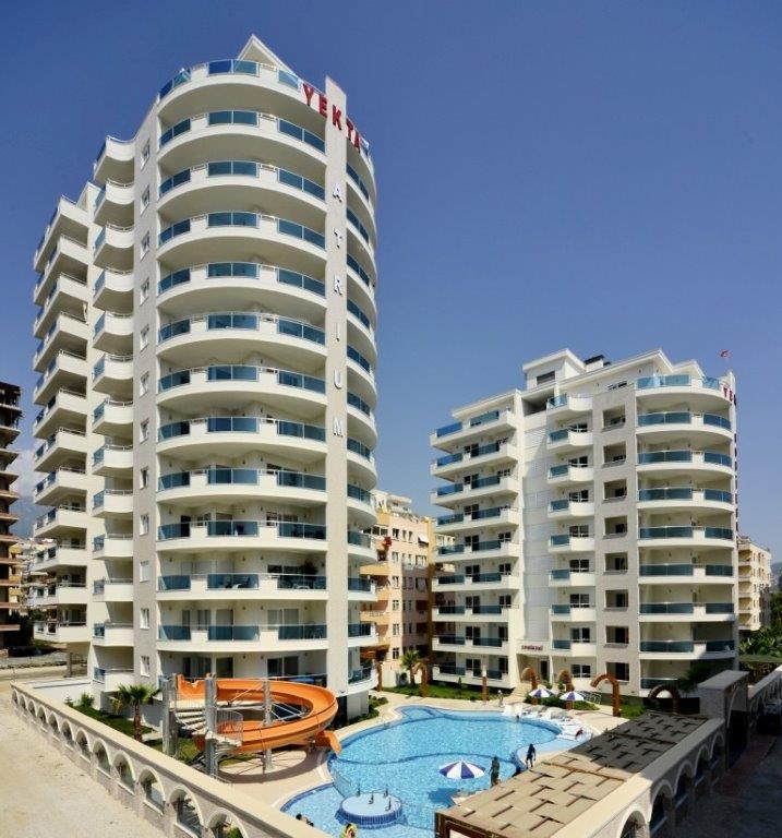 Продажа апартаментов в Аланье — Yekta Atrium Residence (1+1)_I