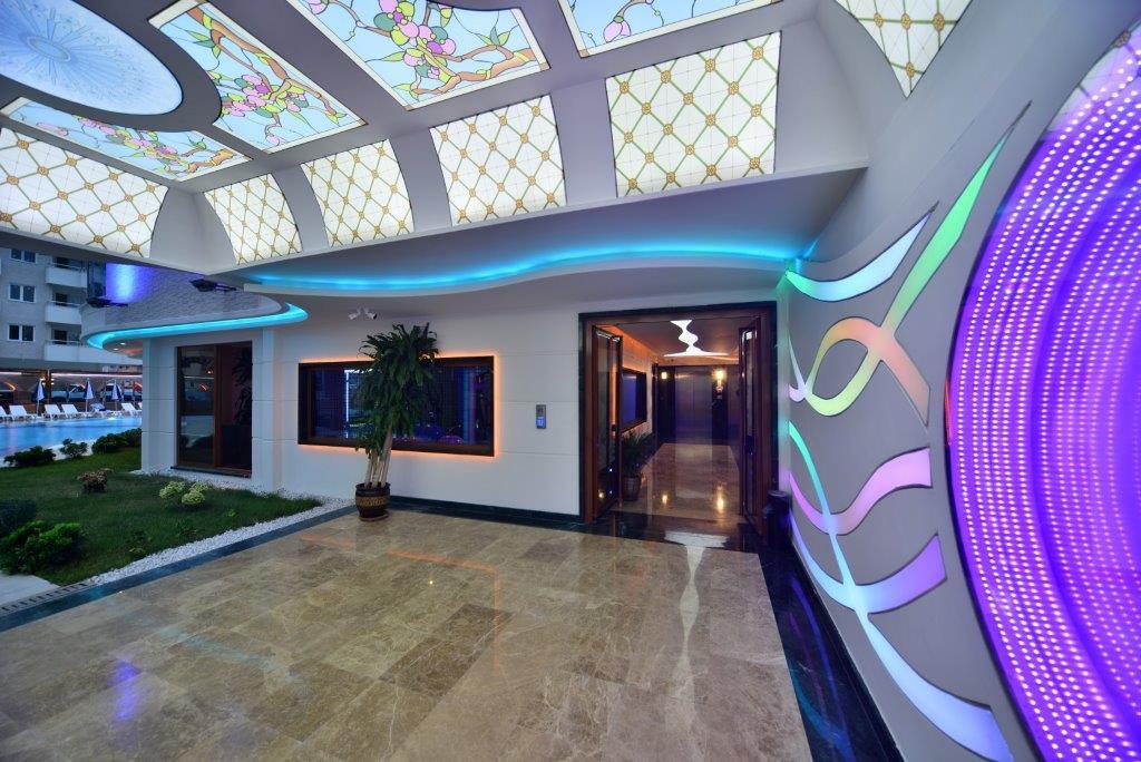 Yekta Atrium Residence Махмутлар Аланья Турция