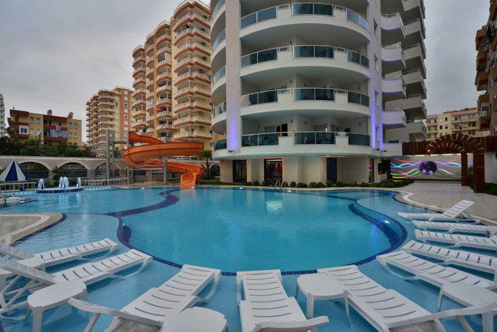 Продажа апартаментов в Аланье — Yekta Atrium Residence (2+1)_I