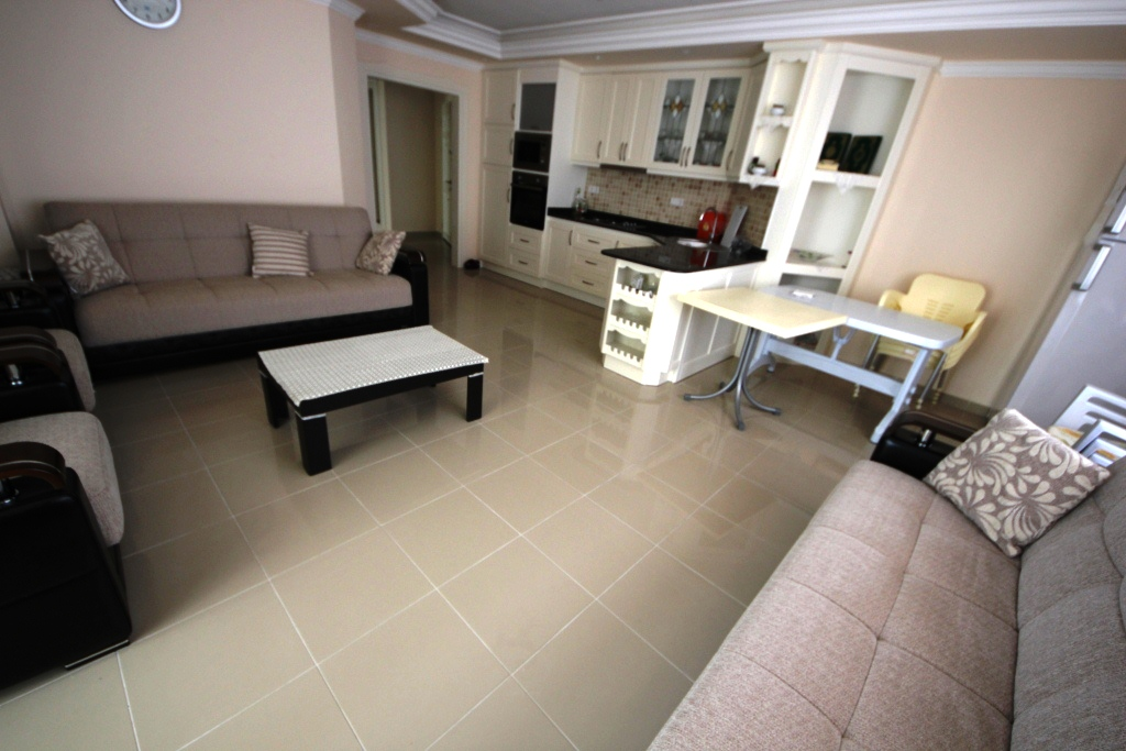 Продажа апартаментов в Аланье — Topcu 4 Residence (2+1)_HH