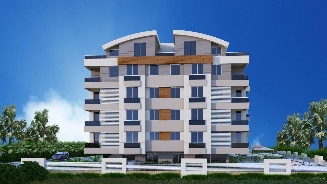 Продажа апартаментов в Анталии — Prestige Park 5 (3+1 дуплекс)
