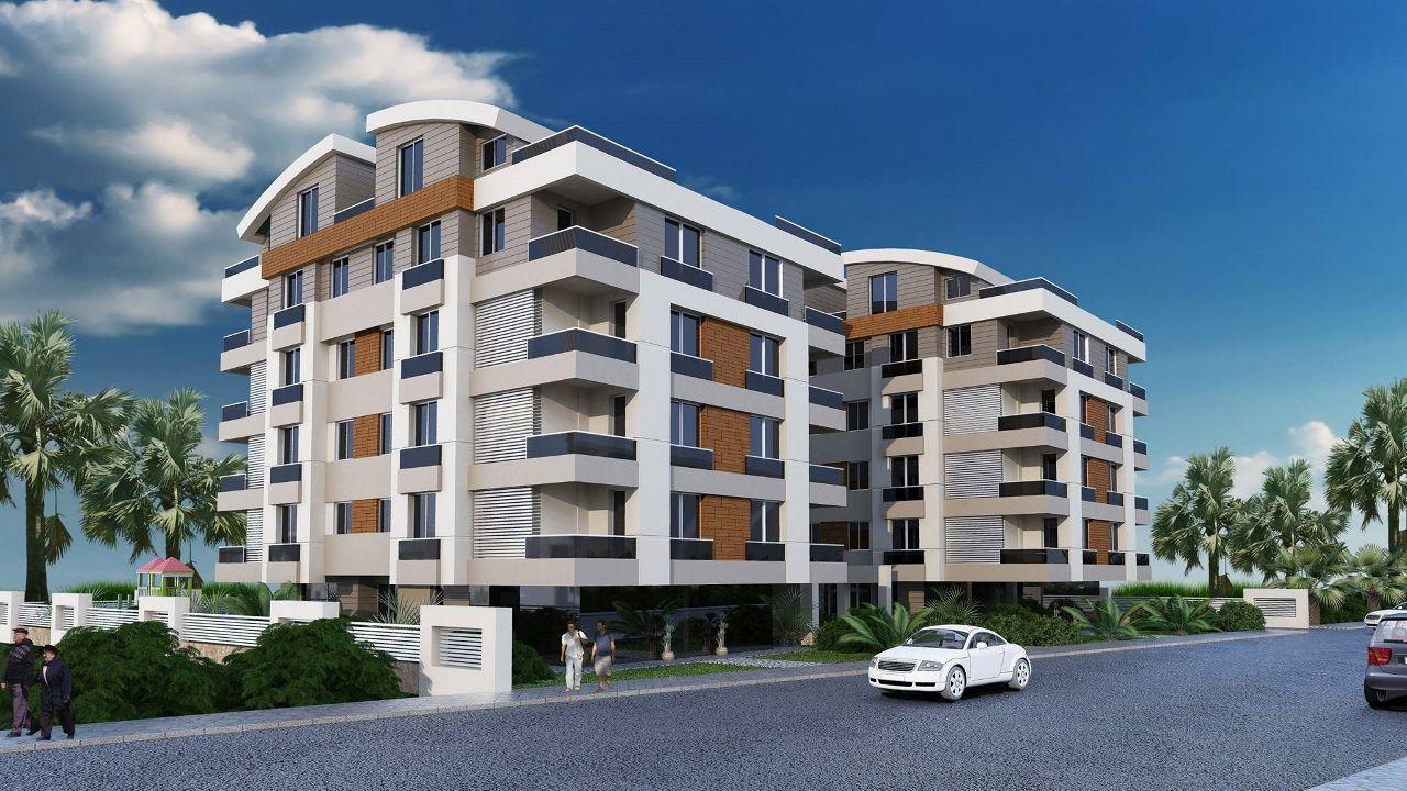 Продажа апартаментов в Анталии — Prestige Park 5 (2+1)