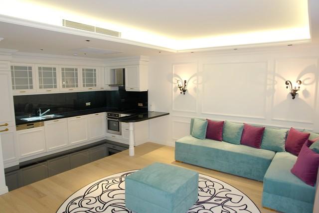Продажа апартаментов в Анталии — Onkel Residence (1+1)