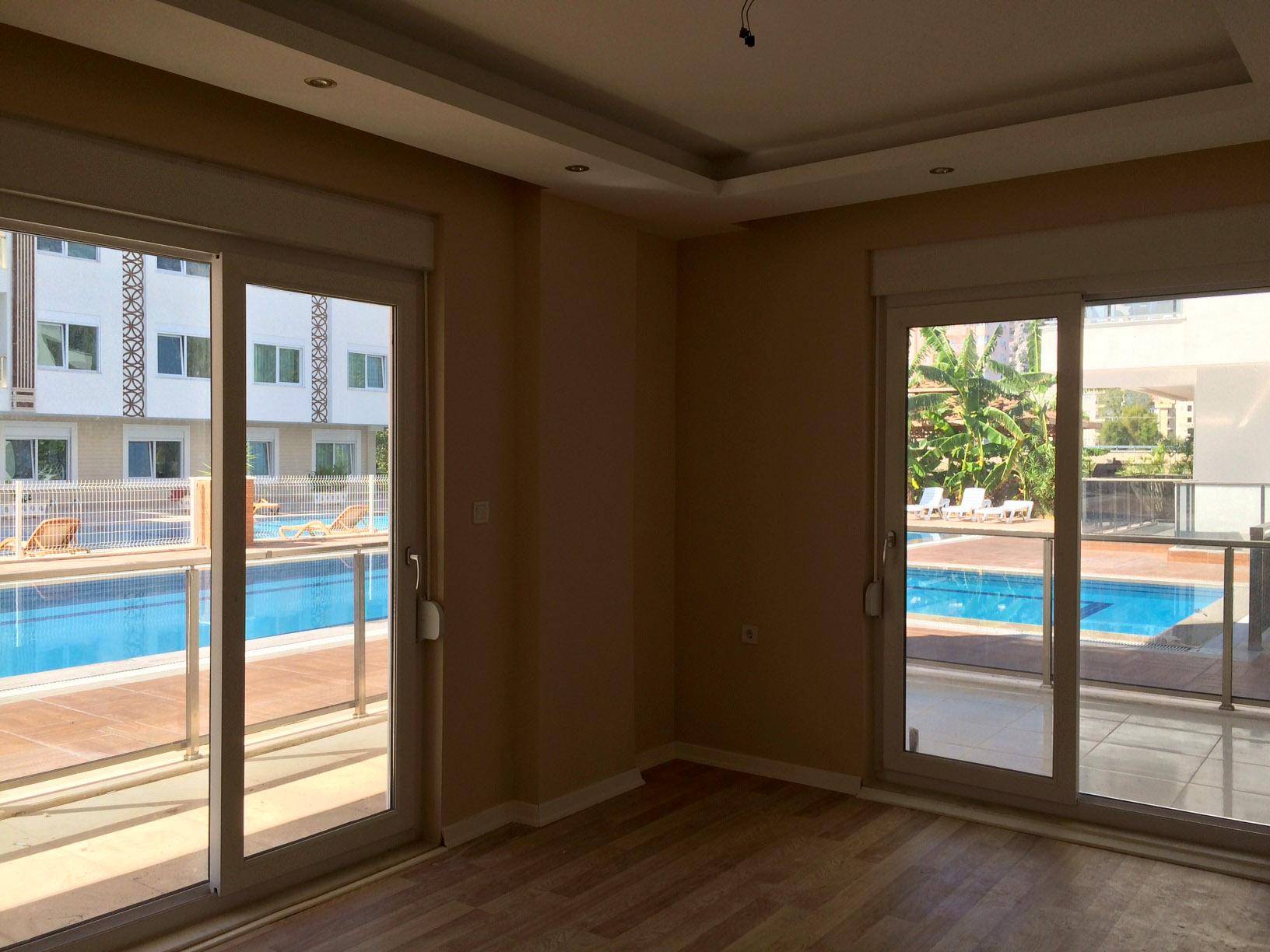 Продажа апартаментов в Анталии — Riva Residence (1+1)