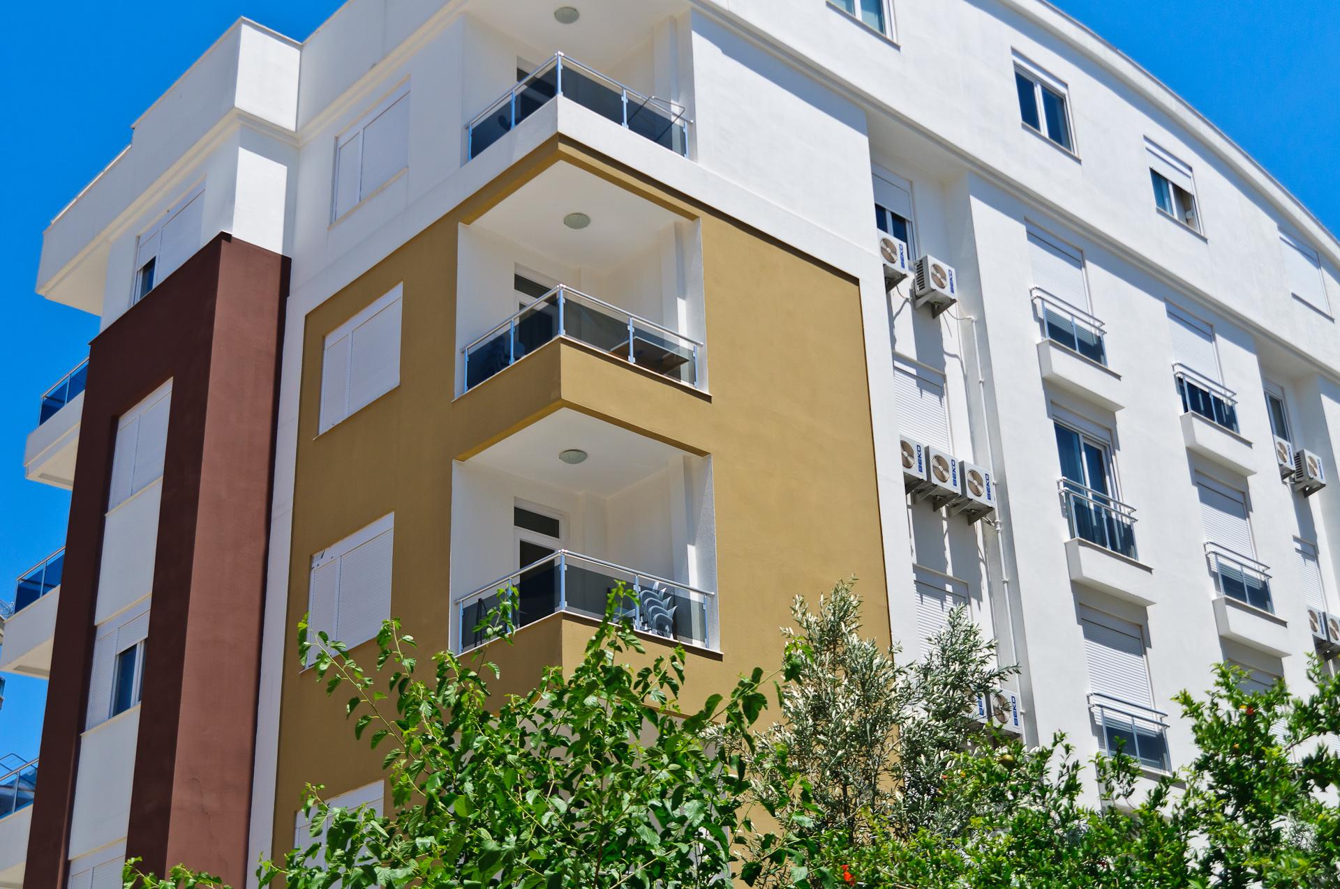 Look-O-More Residence (Анталья, Коньяалты) — цены на ВСЕ квартиры снижены на 40%!