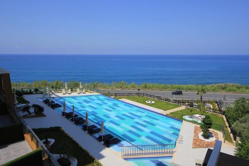 Продажа квартир класса Люкс в Аланье Турция около моря