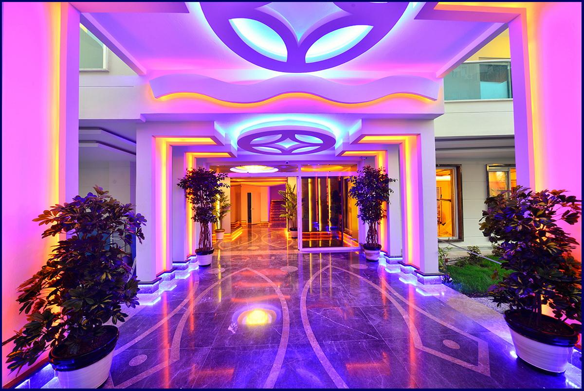 Yekta Queen Residence (2+1) — Продажа апартаментов в Аланье