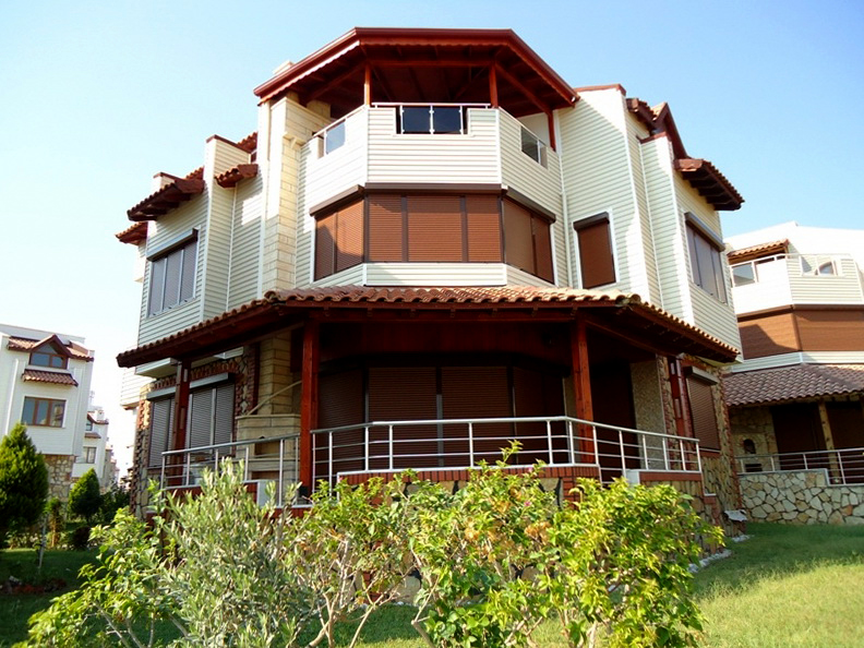 Mavikent Villa (6+1) — Продажа виллы в Мавикенте (Кумлуджа / Анталья)