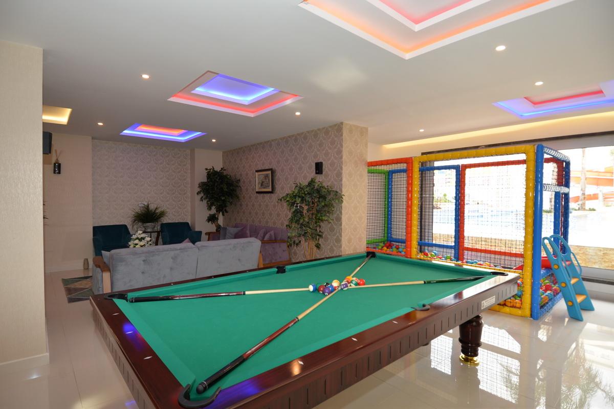 Yekta Queen Residence (2+1)t2 продажа апартаментов в Махмутлар, Аланья, Турция