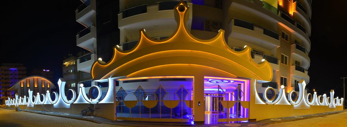 Yekta Queen (Махмутлар / Аланья)