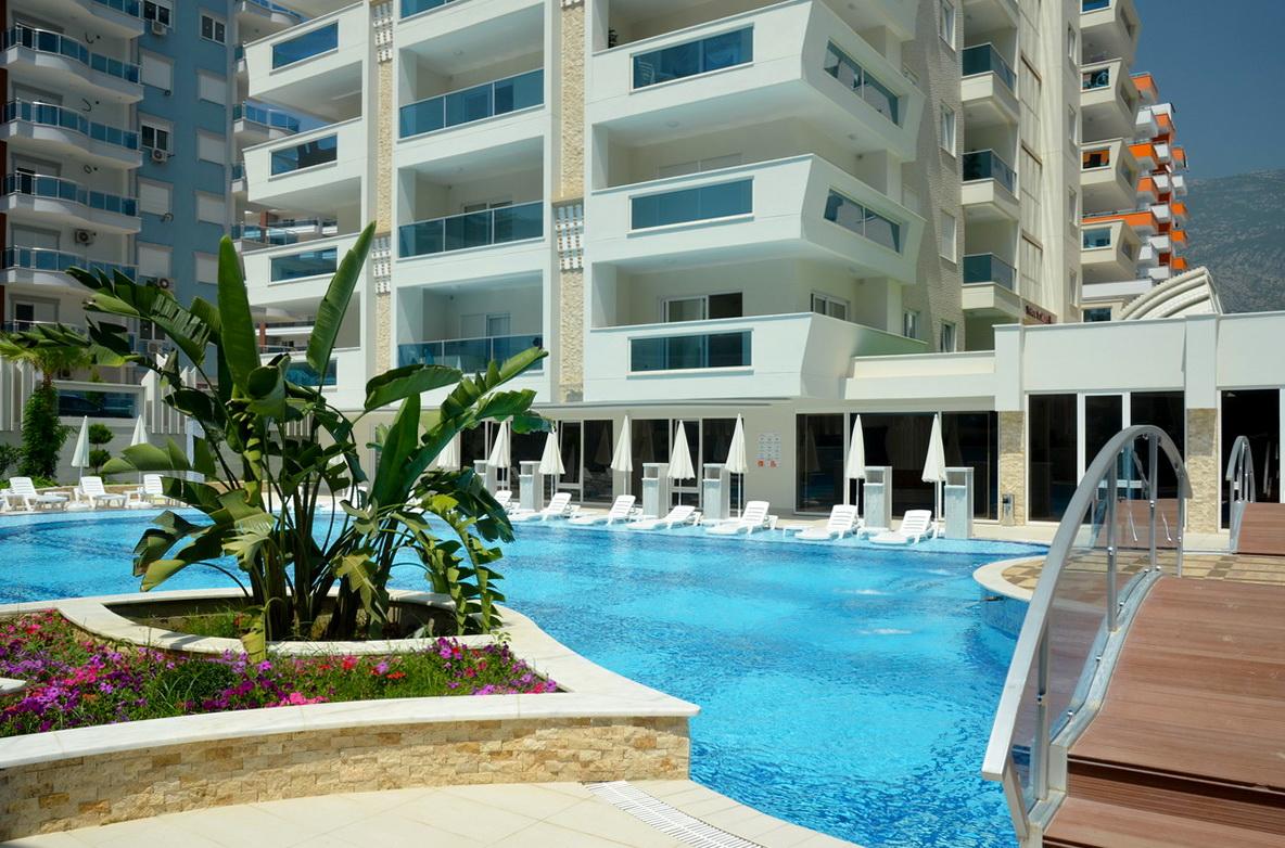 Yekta Towers (2+1) — Продажа апартаментов в Аланье