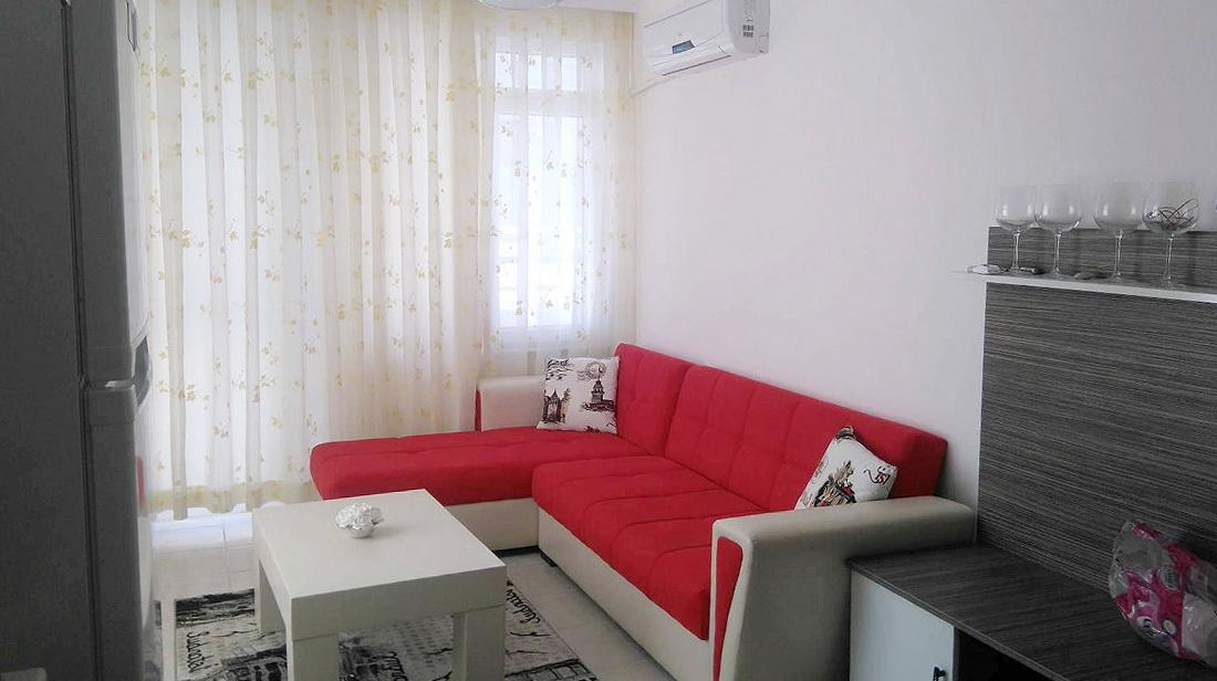 Oba Alanya 1 (1+1) — Продажа апартаментов в Аланье (Оба)