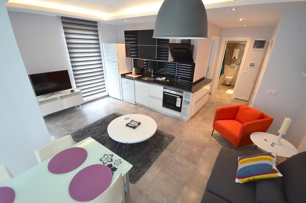 Maxi Mini Suites Residence — Продажа апартаментов в Аланье (Оба)
