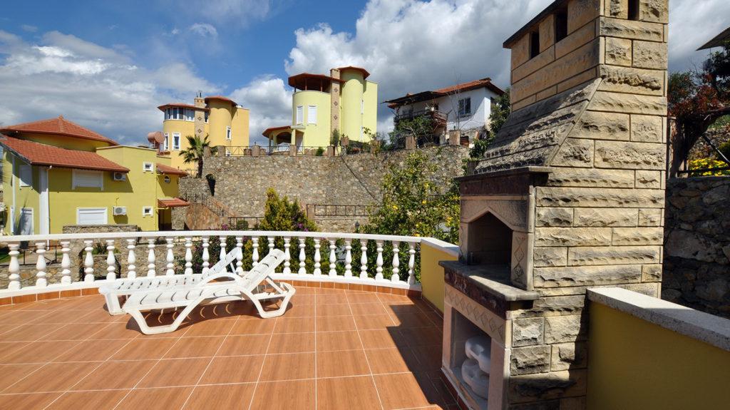 Villa Kargıcak Alanya (3+1 дуплекс) продажа апартаментов в Каргыджаке, Аланья, Турция, фото 14