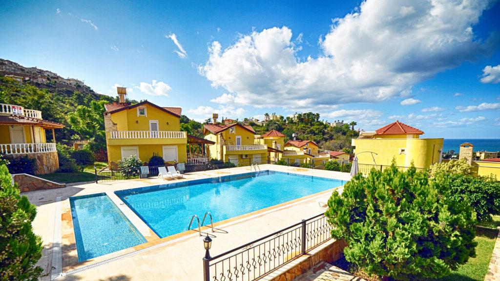 Villa Kargıcak Alanya (3+1 дуплекс) продажа апартаментов в Каргыджаке, Аланья, Турция, фото 15