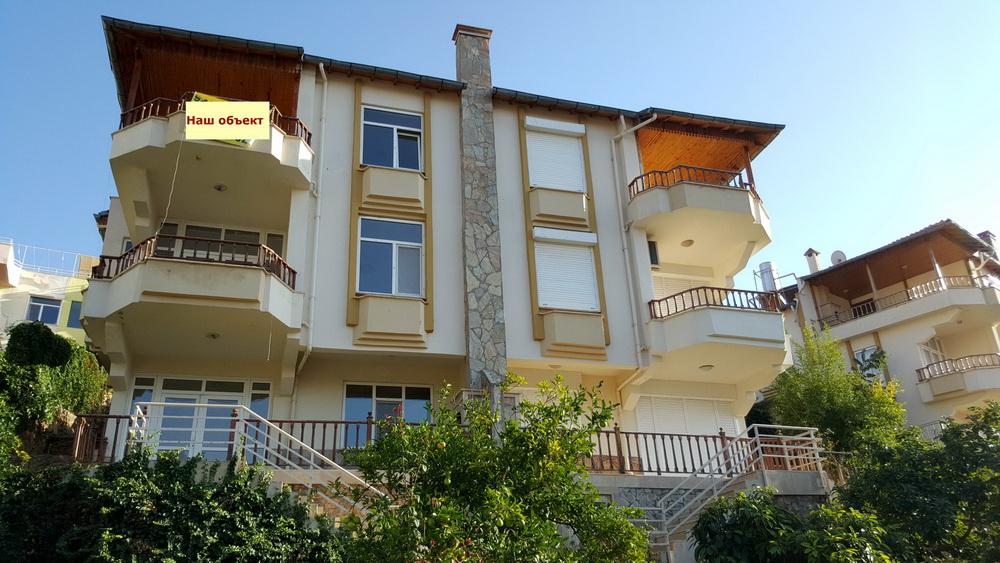 Villa Kestel Alanya (4+1) — Продажа виллы в Аланье