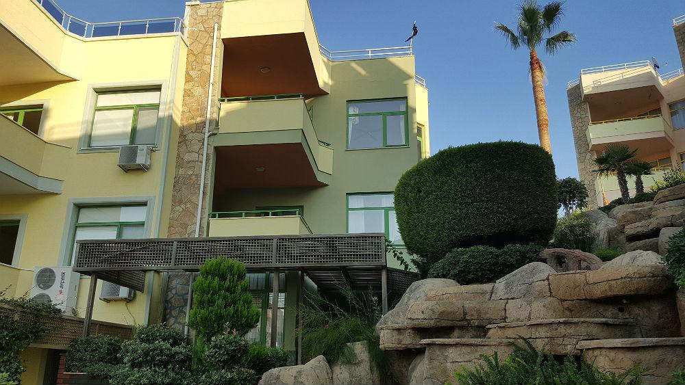 Villa Kestel Alanya tripleks (3+1) — Продажа виллы в Аланье (Кестель)