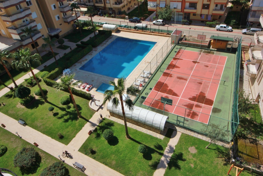 Toros Residence Alanya (2+1) — Продажа апартаментов в Аланье