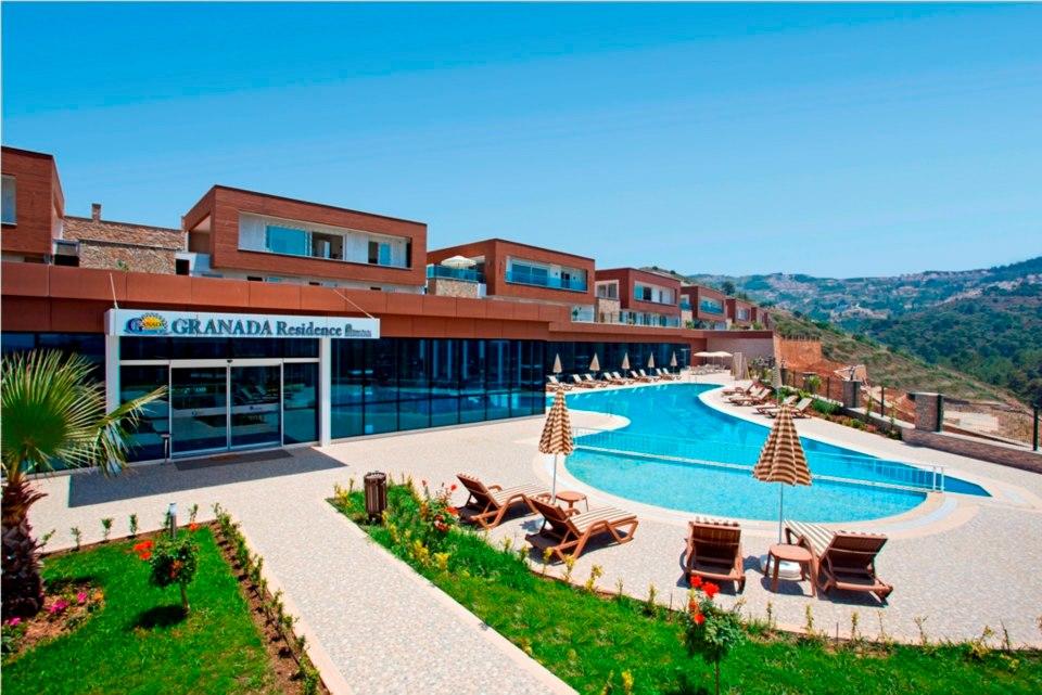 Villa Granada Alanya — Продажа виллы в Аланье