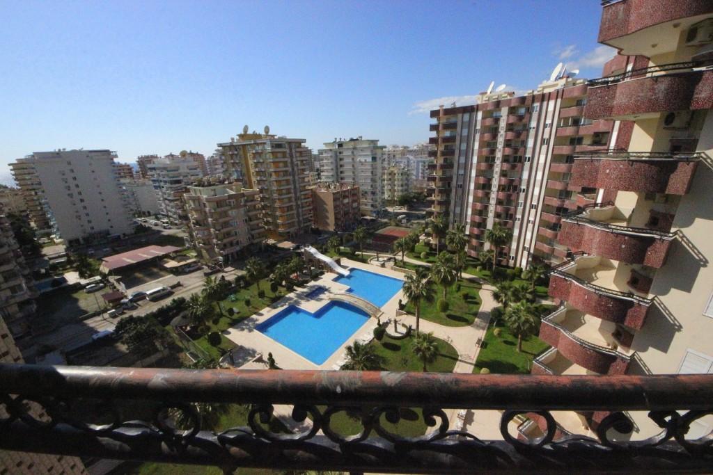 Toros 1 Residence (3+1) — Недвижимость в Турции, большая квартира в Аланье (Махмутлар)