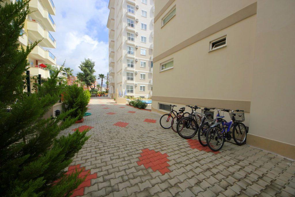 Floria Park Alanya (1+1), Недвижимость в Аланье, квартира в Махмутларе