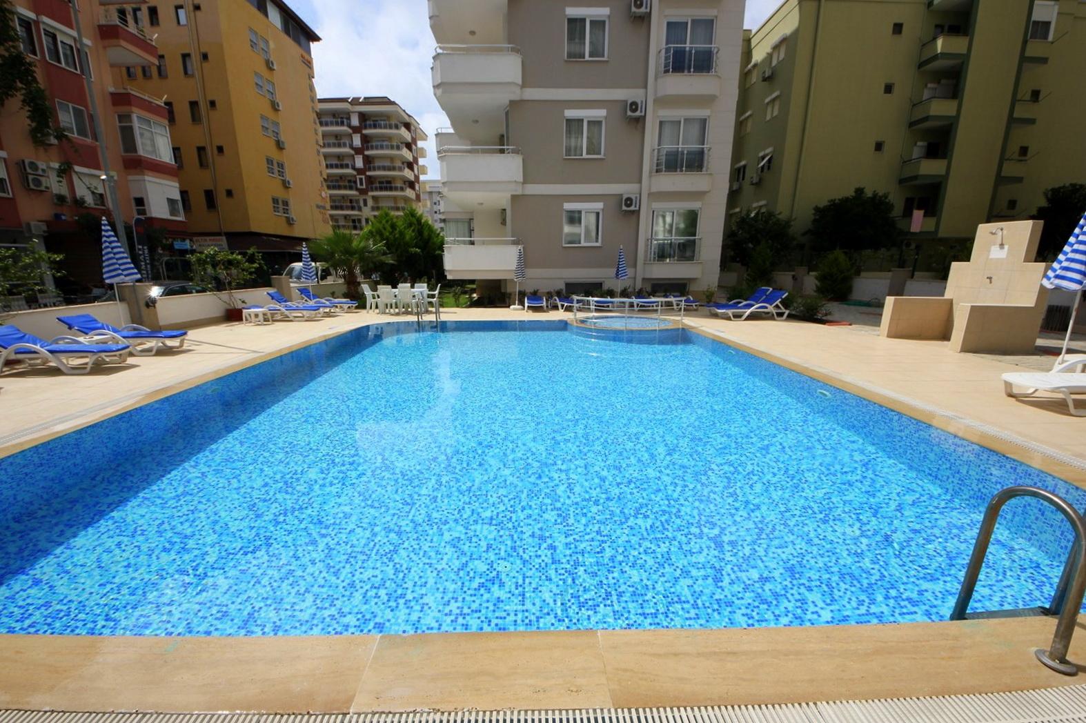 Floria Park Alanya (1+1) — Продажа квартиры в Аланье (Махмутлар)