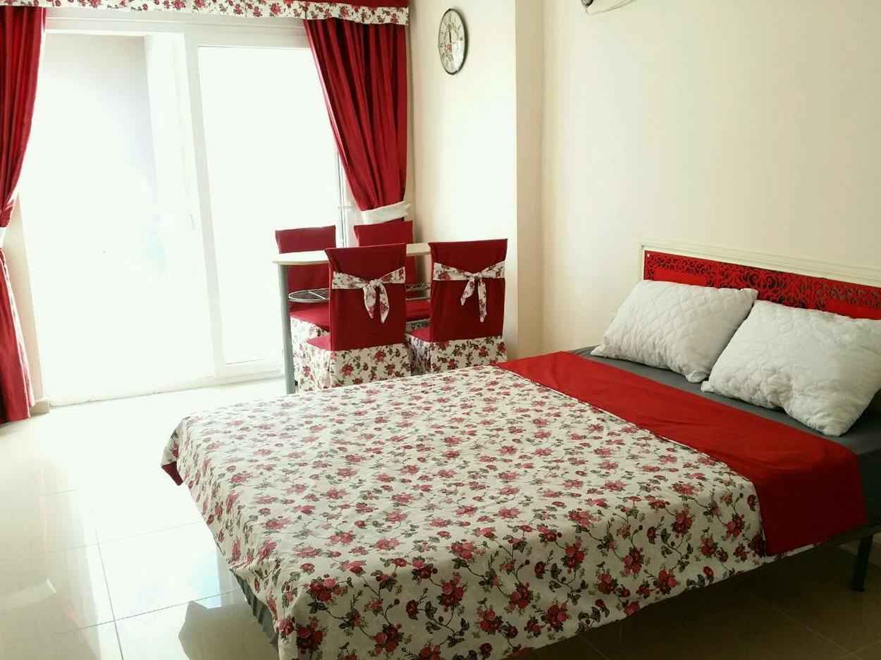 Hak Residence Alanya (Studio) — Недвижимость в Турции, квартира в Аланье