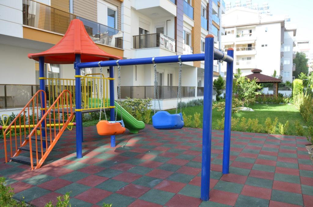 Istanbul Residence (1+1) продажа квартиры в Коньяалты